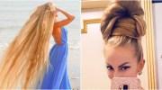 Олена не стригла своє волосся з 5-ти років. Зараз їй 34. Рапунцель розкриває свої секрети