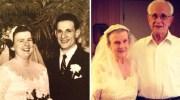 Закохані пари в молодості і через 50, 60, 70 і навіть 80 років!