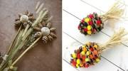 Декоративні елементи із шишок (25 чудових ідей)
