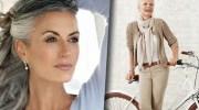 Виглядати стильно зрілій жінці в 50+: як цього досягти