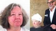 Жінка з сивим волоссям зважилася змінити імідж, щоб здивувати чоловіка