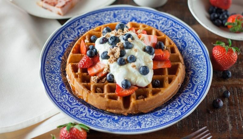 Смачний сніданок