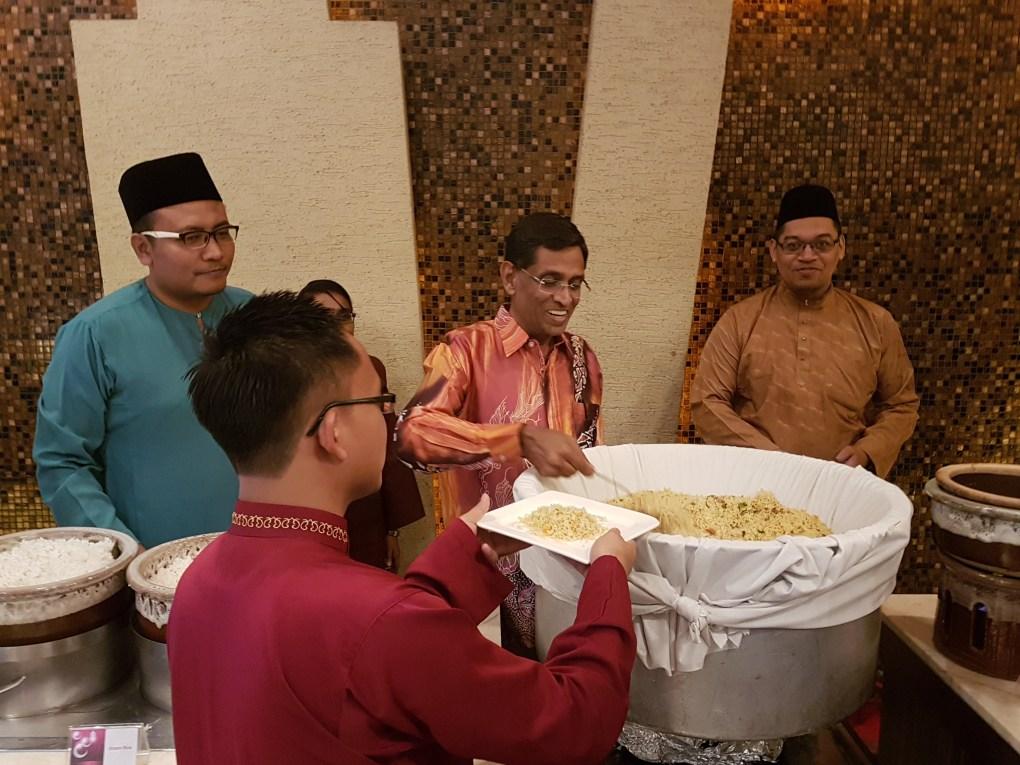 Iftar Bersama YB Menteri Kesihatan Malaysia