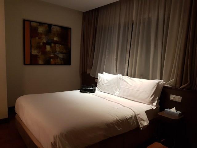Kamar Beradu Yang Empuk | Frenz Hotel Kuala Lumpur