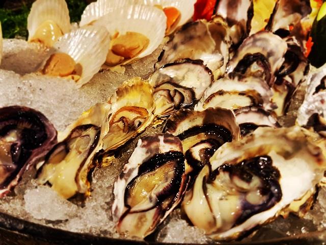 Seafood Galore , Vivatel Kuala Lumpur