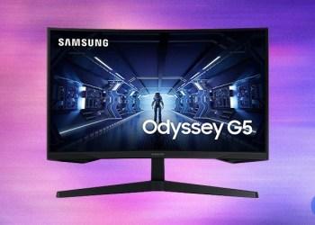 "Samsung Odyssey G5 C27G53T 27"" Review"