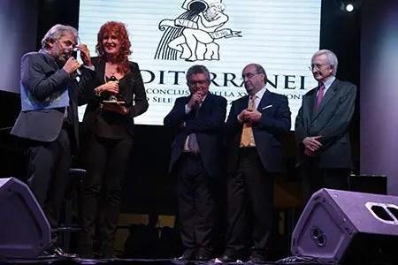Premiazione Sele dOro 2015 - Conferenza stampa di presentazione della XXXV edizione del Premio Sele d'Oro Mezzogiorno