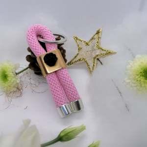 porte clef rose