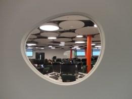 Sheffield University Diamond - computer lab