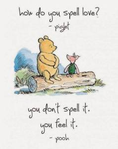 Love and Pooh
