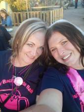 me and Melissa