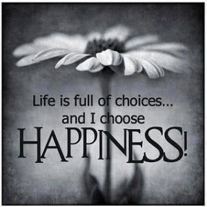 choose happiness 5