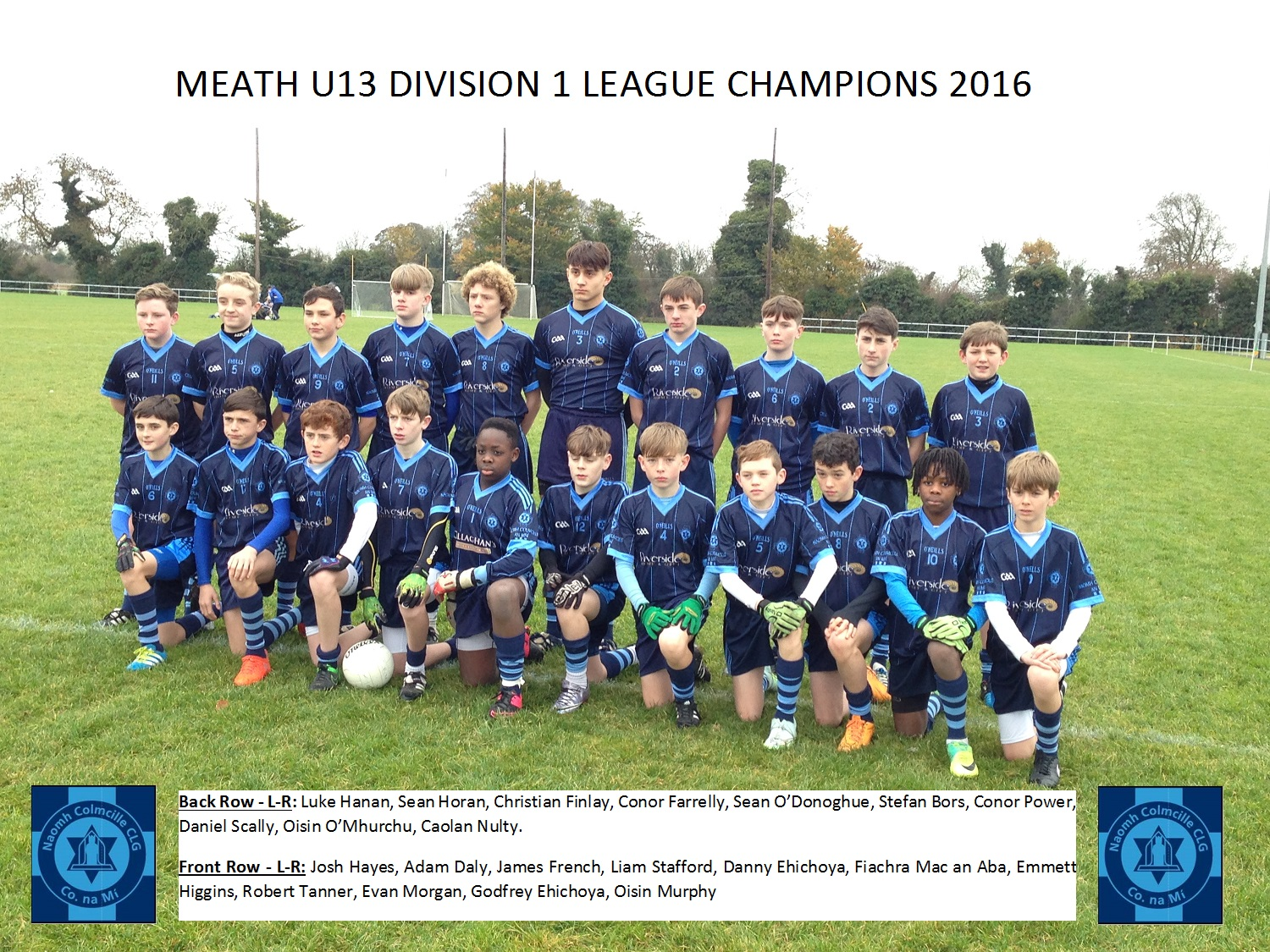 U14's Dig In To Beat Magherafelt In Terrific Contest