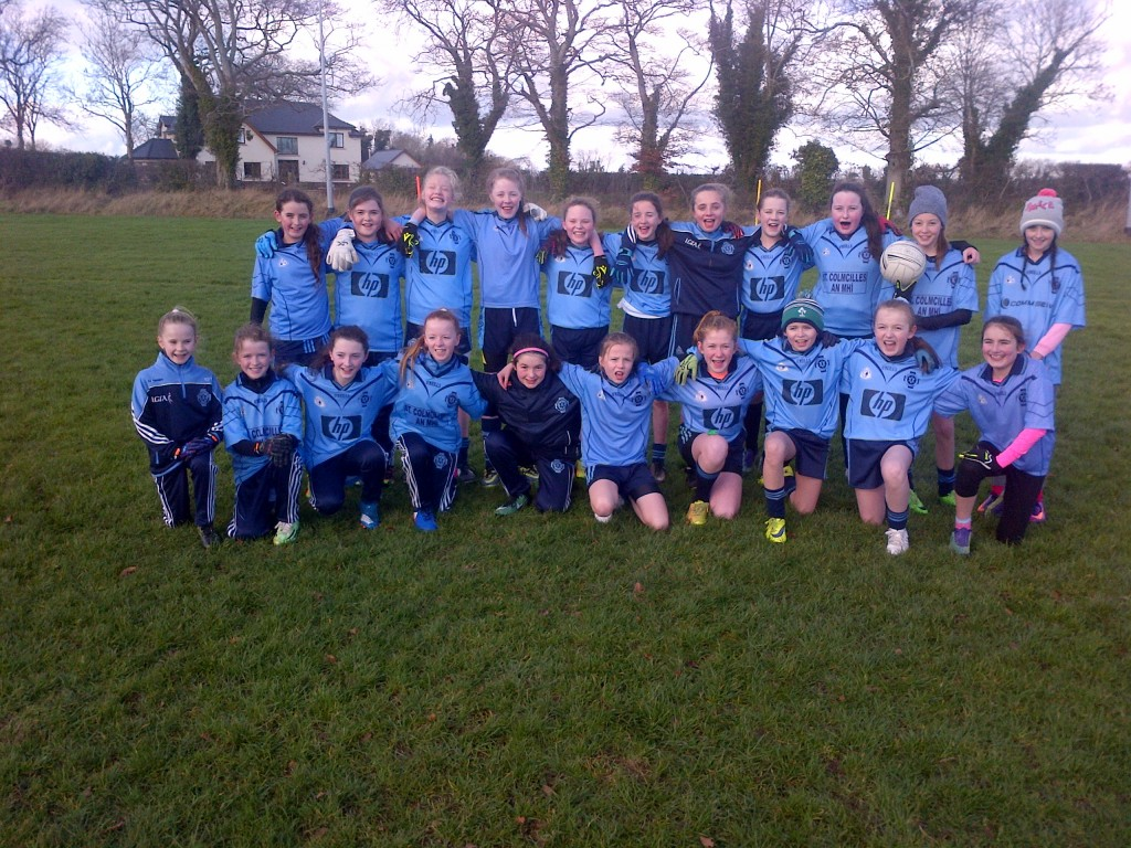 U12 Girls Have Super Start To 2017
