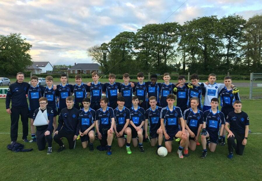 U16 Boys reach Div 1 Final in Dunganny