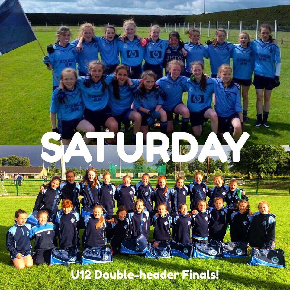 U12 Finals – all roads lead to Dunganny