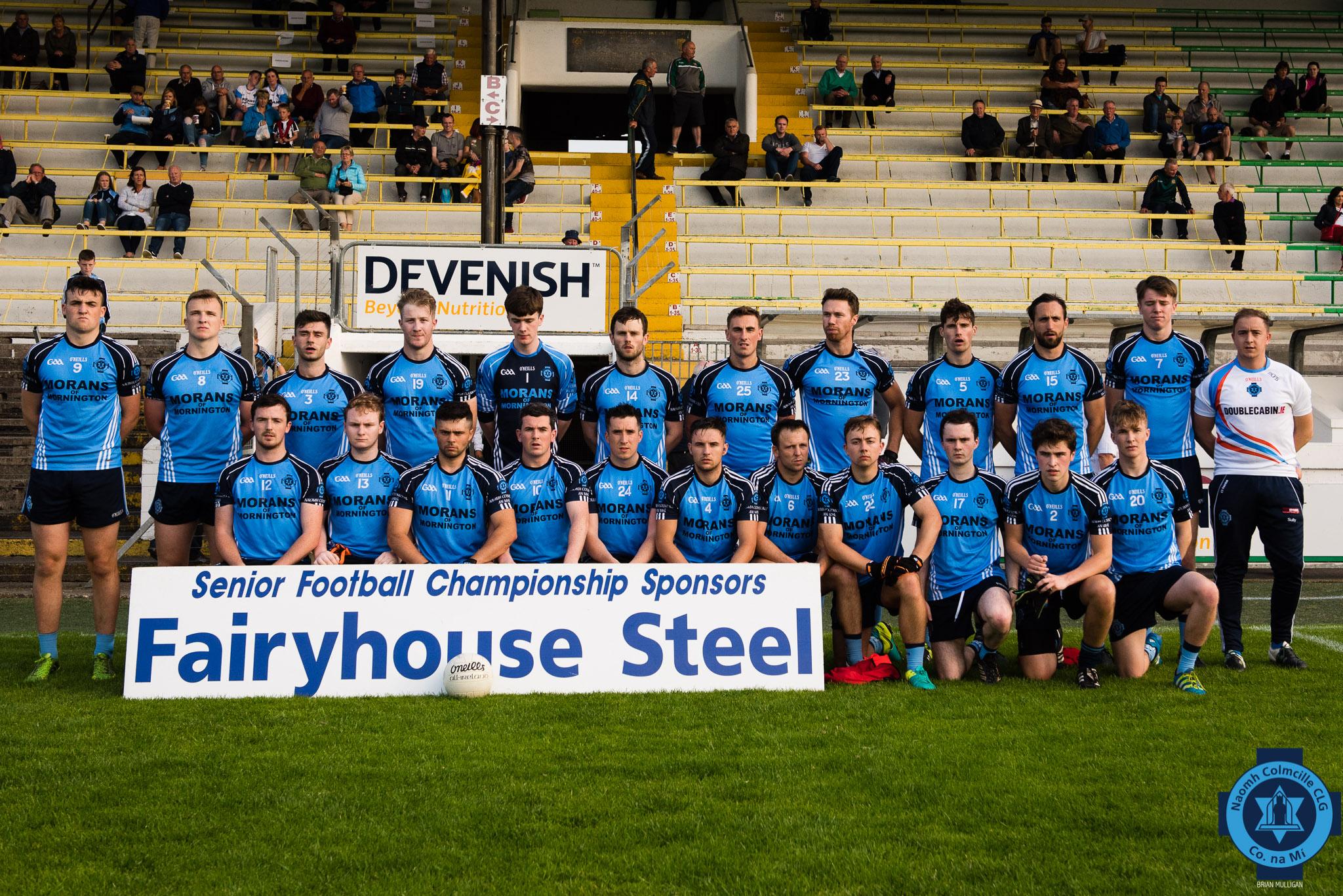 AFL Rnd 1 – St Colmcilles v Navan O'Mahonys