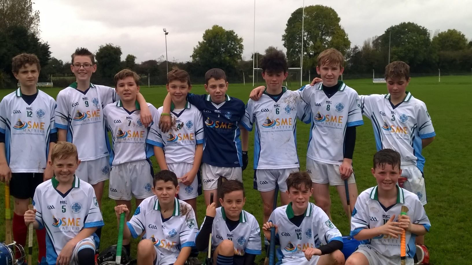 U13 Hurlers League Win