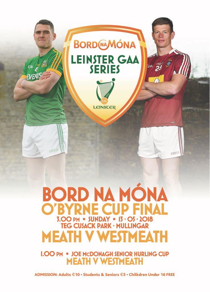 O'Byrne Cup Final