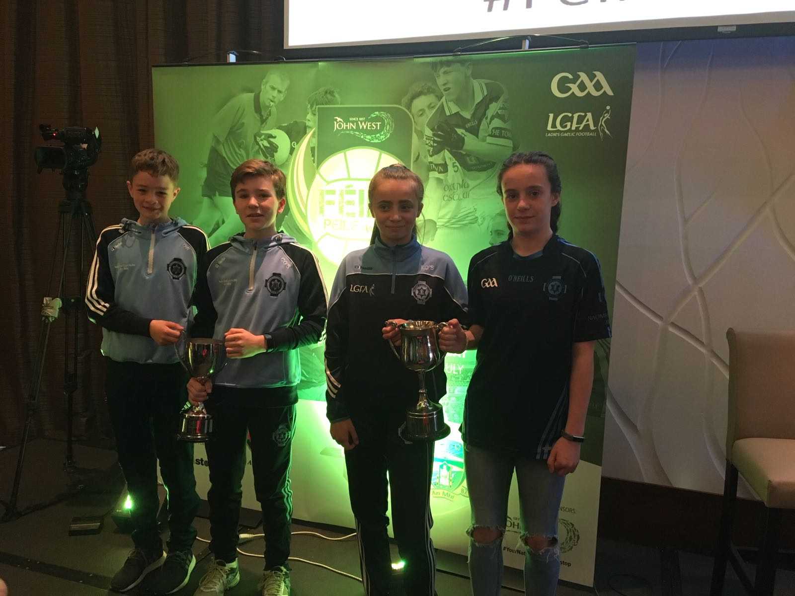 Feile Launch – 2018