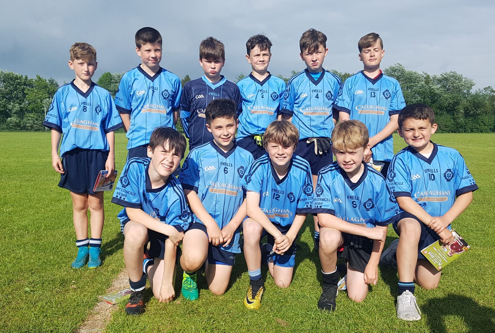 U12's Travel To Newry Mitchels Tournament