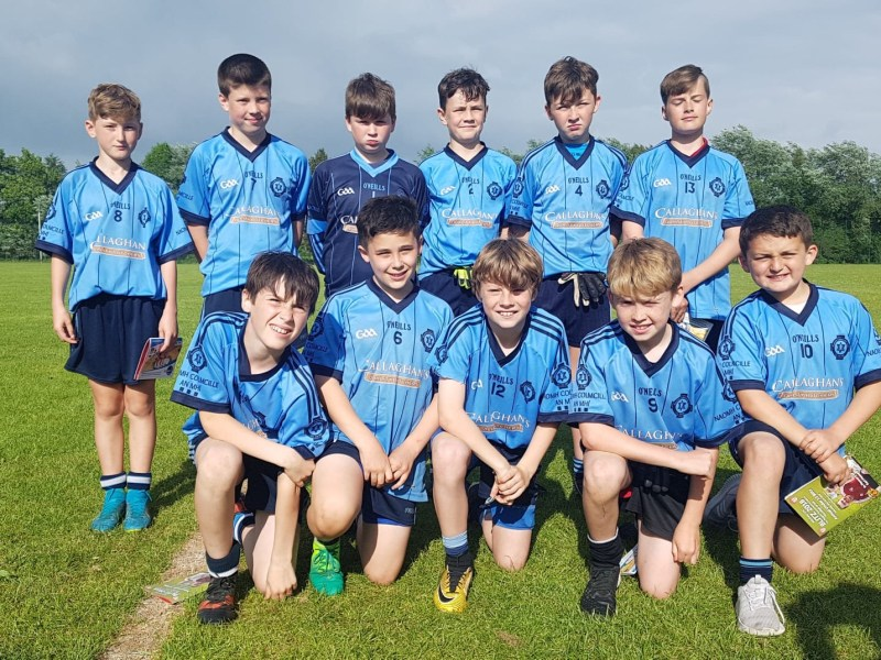 U12's Travel To Newry Mitchels Tournament