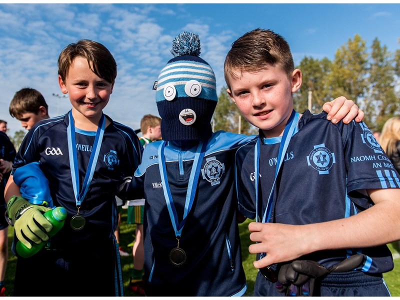 Friends, Family & Volunteers – Our EPIC Under 10 Blitz
