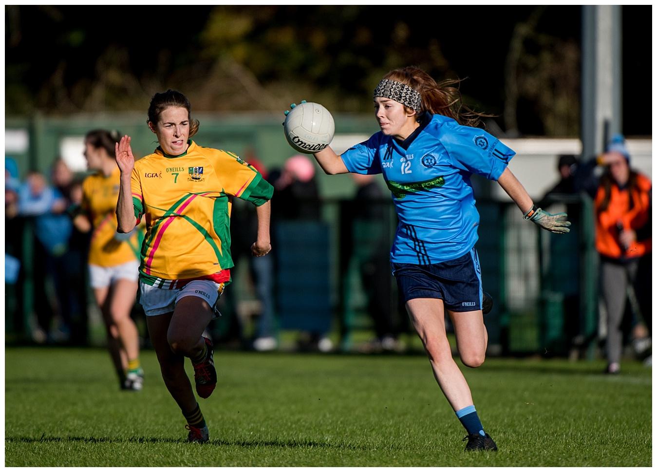 St Colmcilles Vs Clann Na NGael (Intermediate Championship Rd 6)