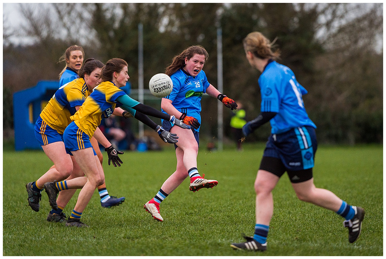 St Colmcilles A Vs Seneschalstown (Ladies League Div 2)