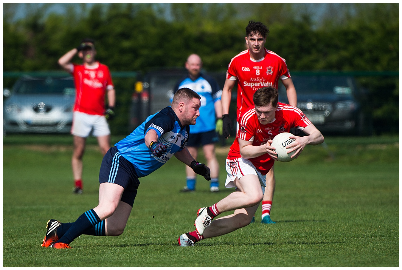 Cilles Vs Trim (Junior D – Championship) 21.04.2019