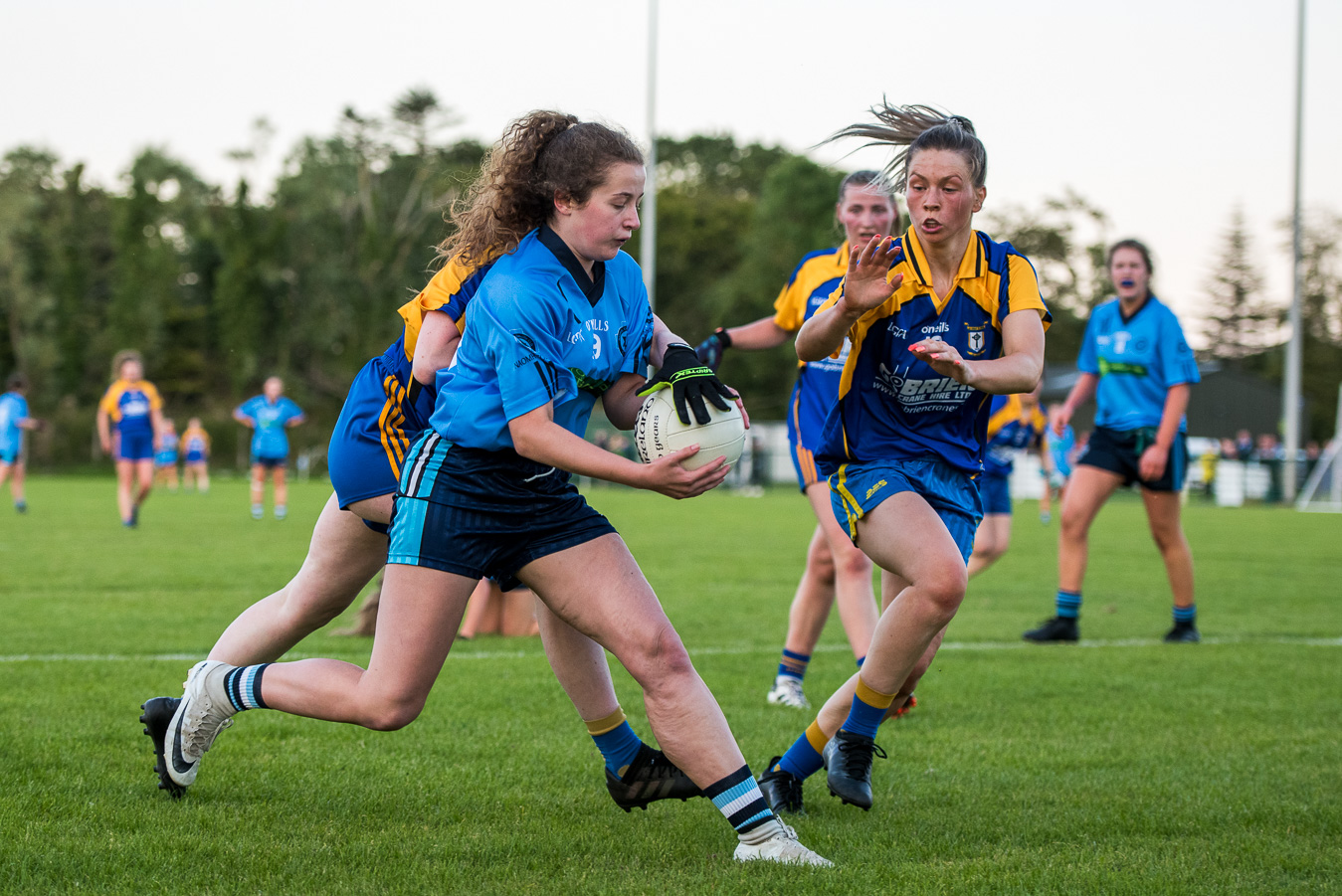 St Colmcilles Ladies Vs Ratoath (Intermediate Championship)
