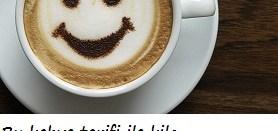 Bu kahve tarifi ile kilo vereceksiniz