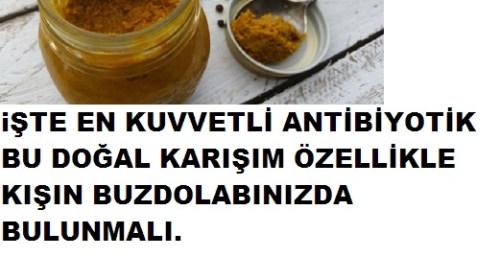 En Kuvvetli Doğal Antibiyotik Buzdolabınızda Bulunmalı
