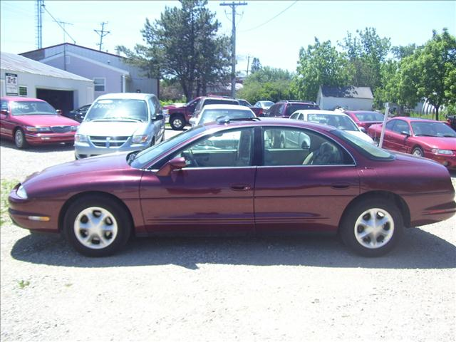 2001 Olds Aurora Enginess