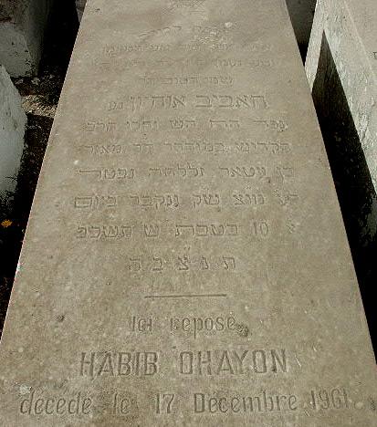 Habib Ohayon