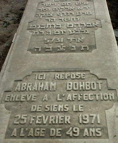 Abraham Bohbot
