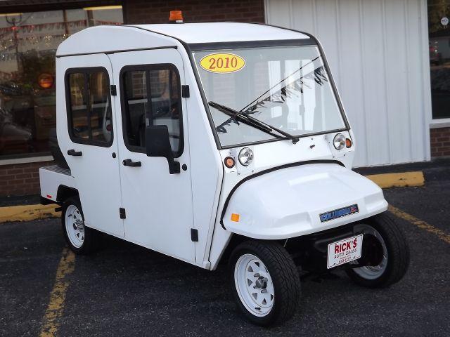 Columbia Electric Carts Parts