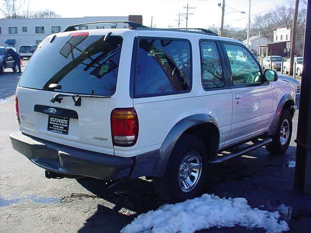 96 Ford Explorer Sport 2 Door