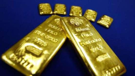 美国全面治理美国国债收益率飙升,黄金下跌4%,为11月初以来最大跌幅  Business Wire 阿努埃
