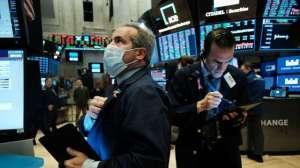 华尔街正在等待基础设施计划的细节,苹果和微软牵头道琼斯(Dow Jones)关闭黑市。  Anue Juheng-US股票