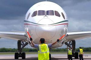 Mexican Firm Offers Crypto in Exchange for Presidential Plane 101