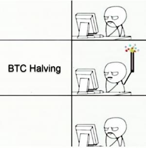 Happy Halving, Indecisive 9K and 20 Crypto Jokes 103