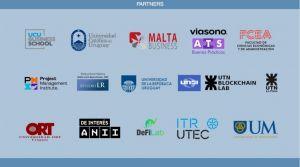 blockchain summit global partners