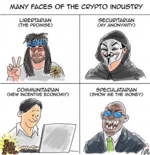 Bitcoining, Bulling, Billing, Banning and 20 Crypto Jokes 104
