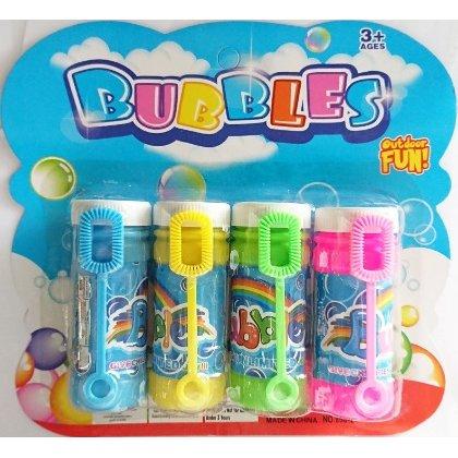 【小胡玩具(俊輝批發)】4入泡泡水 泡泡水 吹泡泡 兒童玩具 個人賣場_PChome商店街