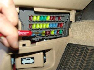 Acura TL 2004 to 2014 Fuse Box Diagram | Acurazine