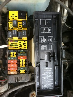 Jeep Grand Cherokee ZJ WJ 1993 to 2004 Why is Battery Draining  Cherokeeforum