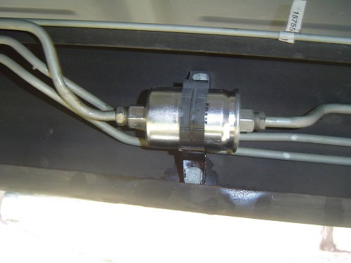 1500 Filter Chevy 2006 Location Fuel