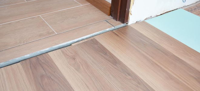 floor transition molding options for