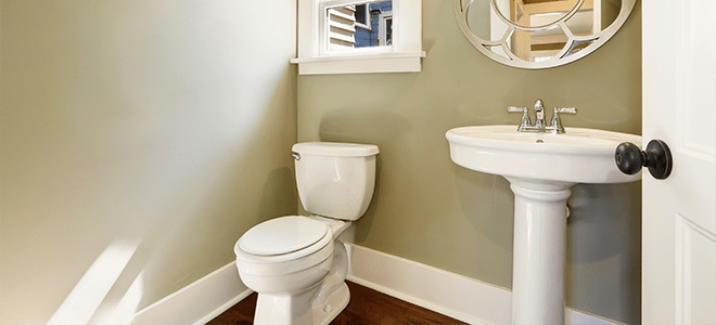 how to replace a bathroom cabinet with
